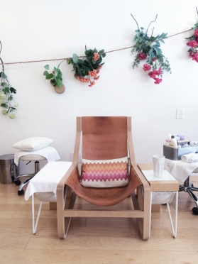Place to be - for your manicure at Olive & June.
