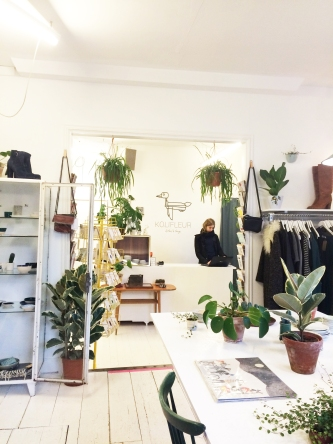 Cozy interior at Kolifleur