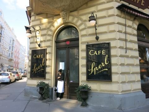 A classic: Café Sperl