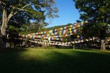 The buddhist center in Woodstock