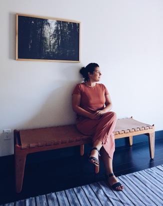Christina at Scribner's Lodge