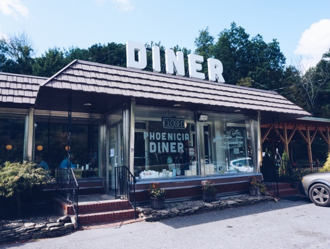 The perfect classic: Phoenicia Diner