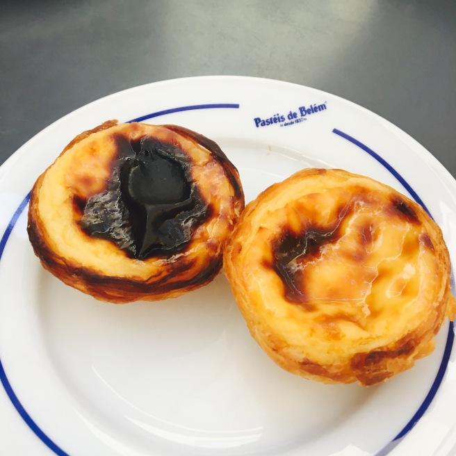 Life is sweet with Pastéis De Nata.